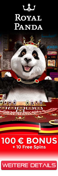 Informationen zum Royal Panda Casino