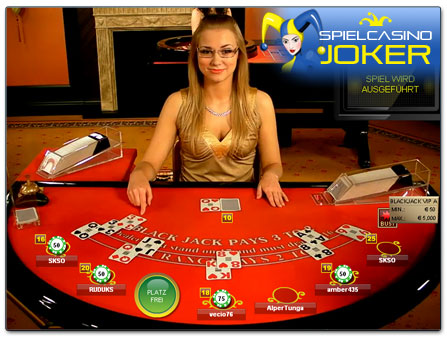 Casumo Casino Live Blackjack
