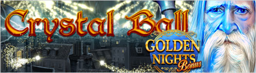 Bally Wulff Crystal Ball Golden Nights Bonus